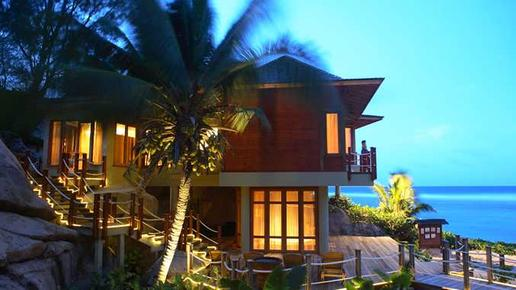 DoubleTree by Hilton Seychelles - Allamanda Resort & Spa - Anse Royale - Building