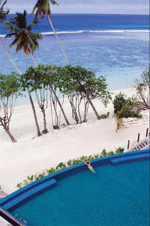 DoubleTree by Hilton Seychelles - Allamanda Resort & Spa - Anse Royale - Beach