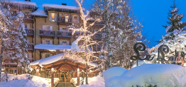 Lodge Park - Megeve - Building