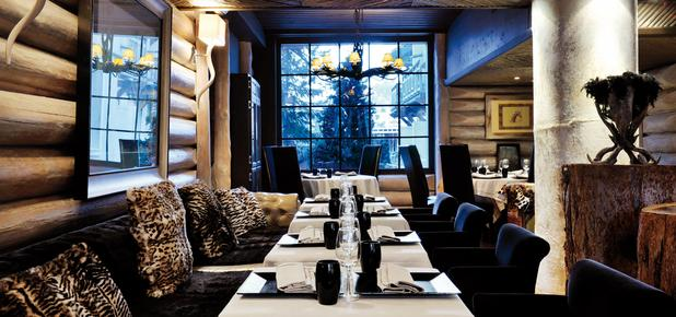 Lodge Park - Megeve - Restaurant