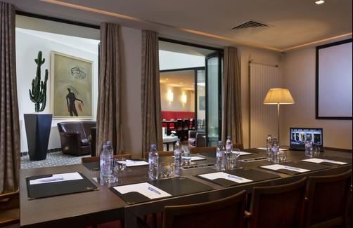 Best Western Colisee - Paris - Conference room