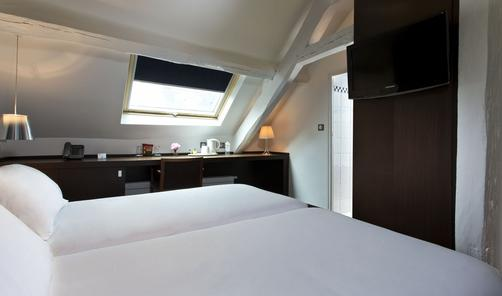 Best Western Colisee - Paris - Bedroom