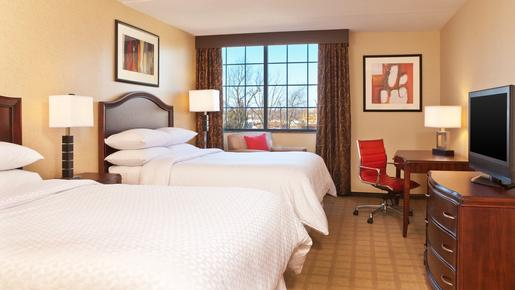 Four Points by Sheraton Kalamazoo - Kalamazoo - Bedroom