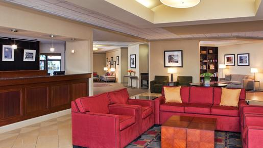Four Points by Sheraton Kalamazoo - Kalamazoo - Lobby
