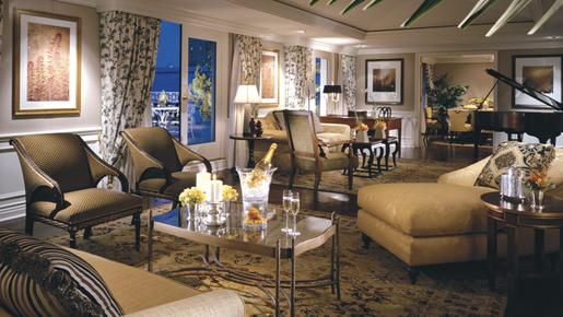 The Ritz-Carlton, San Francisco - San Francisco - Living room