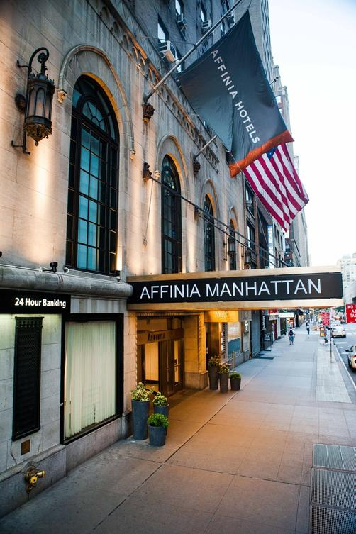 Manhattan NYC-an Affinia hotel - New York