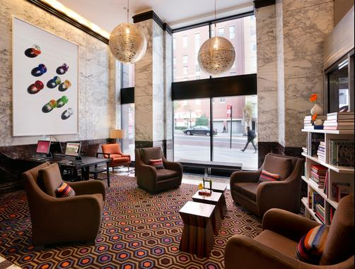 Dumont NYC-an Affinia hotel - New York - Lobby