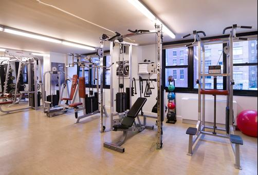 Dumont NYC-an Affinia hotel - New York - Gym