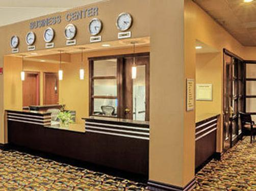 Sheraton Lisle Hotel - Lisle - Business center