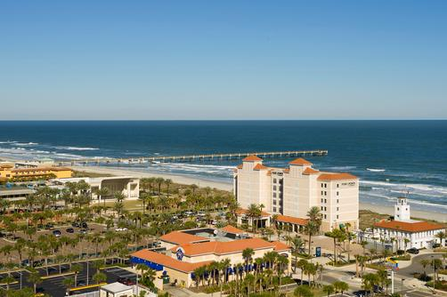 Four Points by Sheraton Jacksonville Beachfront - Jacksonville Beach - Building