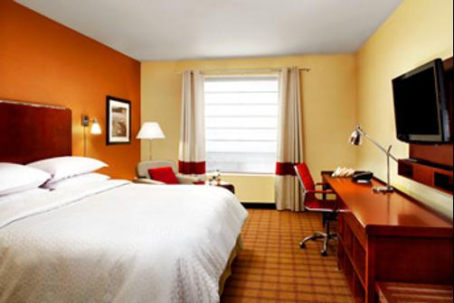 Four Points by Sheraton Charleston - Charleston - Bedroom