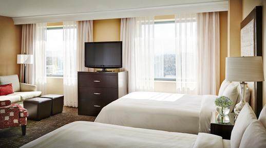 Las Vegas Marriott - Las Vegas - Bedroom