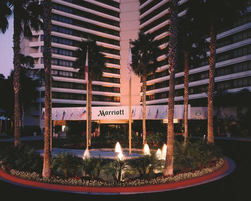 Irvine Marriott - Irvine - Building