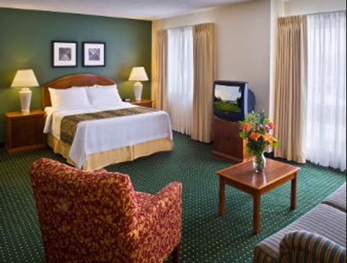Hawthorn Suites by Wyndham Philadelphia Airport - Philadelphia - Bedroom