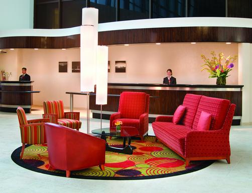 Sheraton Bloomington Hotel - Bloomington - Lobby