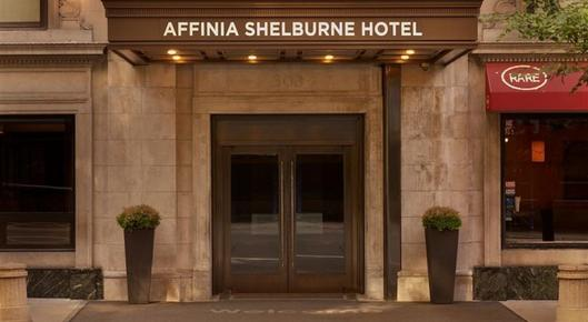 Shelburne NYC-an Affinia hotel - New York - Building