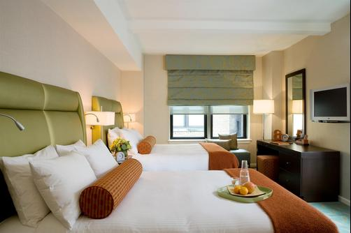 Shelburne NYC-an Affinia hotel - New York City - Bedroom