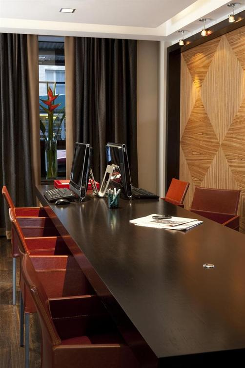 Shelburne NYC-an Affinia hotel - New York - Business center