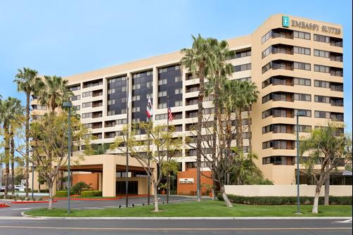 Embassy Suites Anaheim - Orange - Orange - Building