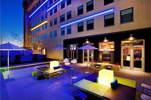 Aloft Atlanta Downtown - Atlanta - Patio