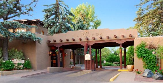 La Posada de Santa Fe, a Luxury Collection Resort & Spa - Santa Fe - Building