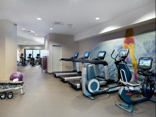 The Westin New Orleans Canal Place - New Orleans - Gym