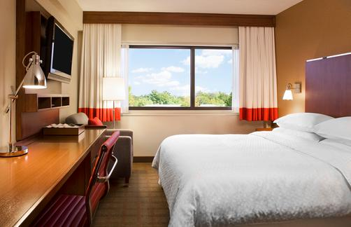 Four Points by Sheraton Nashville Airport - Nashville - Bed