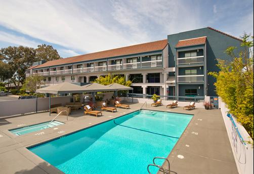 The Domain Hotel - Sunnyvale - Outdoors view