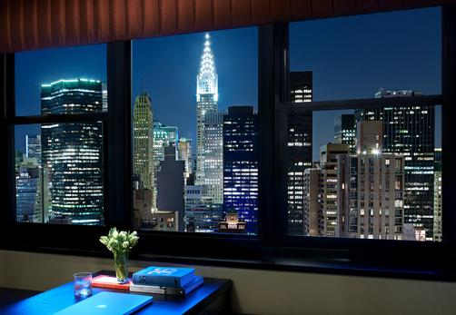 Dumont NYC-an Affinia hotel - New York - Outdoors view