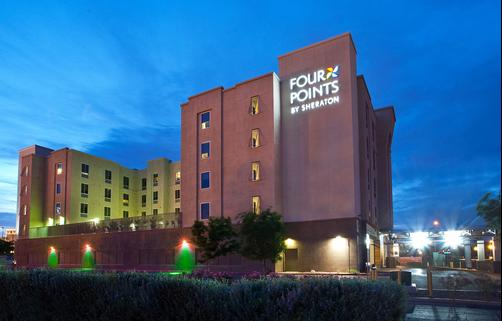 Four Points by Sheraton Las Vegas East Flamingo - Las Vegas - Building