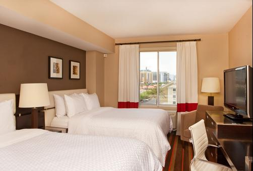 Four Points by Sheraton Las Vegas East Flamingo - Las Vegas - Bedroom