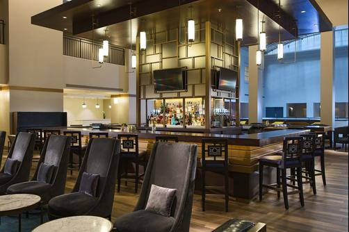 Marriott St Louis Grand Hotel - St. Louis - Bar