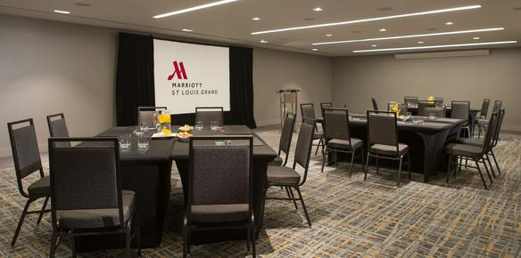 Marriott St Louis Grand Hotel - St. Louis - Conference room
