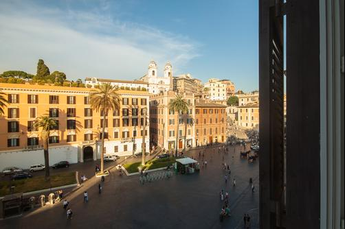 Piazza di Spagna Suites - Rome - Outdoors view