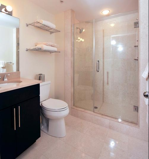 Bricco Suites - Boston - Bathroom