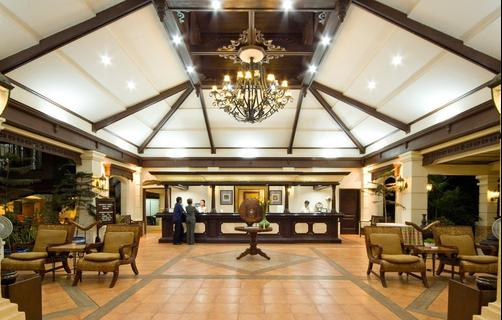 Costabella Tropical Beach Hotel - Lapu Lapu - Lobby