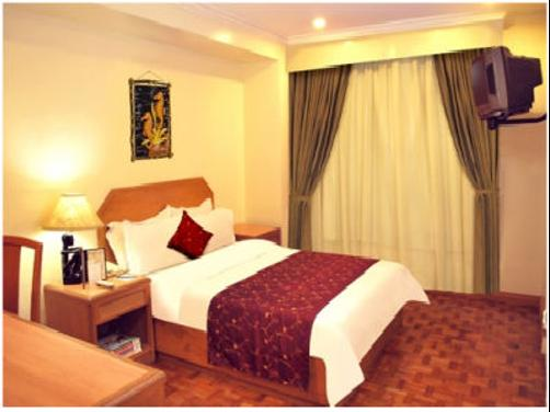 Lotus Garden Hotel - Manila - Bedroom