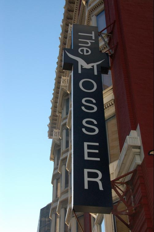 The Mosser - San Francisco - Building