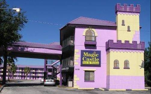 Magic Castle Inn & Suites Motel - Kissimmee
