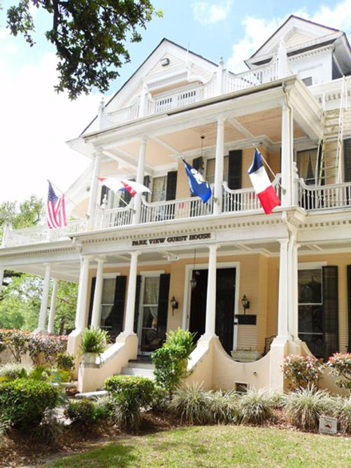 Park View Guest House - New Orleans
