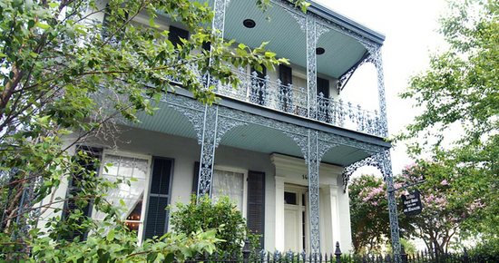 Terrell House - New Orleans