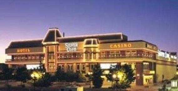Silver Club Hotel and Casino - Sparks - Building