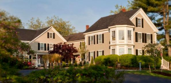 The Inn at English Meadows - Kennebunkport - Building