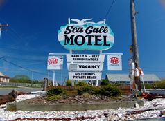 Sea Gull Motel Cape Cod