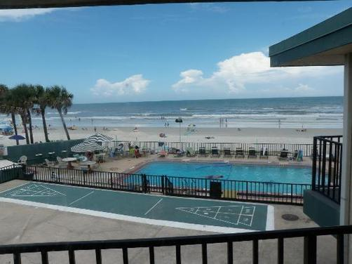 Grand Prix Motel on the Beach - Daytona Beach