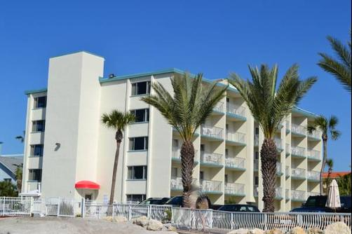 Gulfview Hotel on the Beach - Clearwater Beach