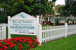 Palmetto Riverside Bed and Breakfast