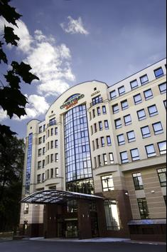 Courtyard by Marriott St Petersburg Center West-Pushkin Hotel