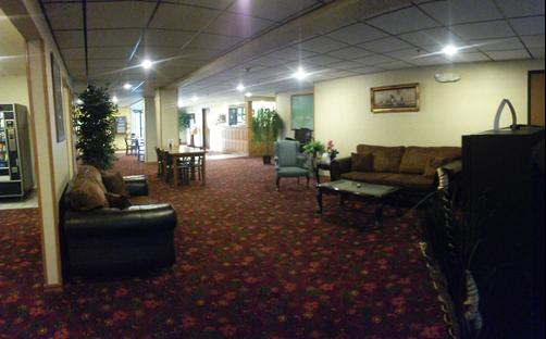 Comfort Inn - Ozark - Living room