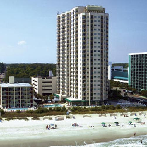 Palace Resort - Myrtle Beach - Building